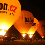 21. ročník setkání balónů nad Brnem